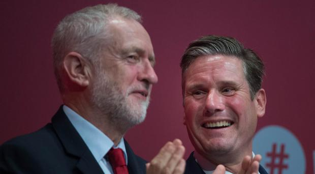 Labour activists have backed a statement clarifying the party's position on Brexit (Stefan Rousseau/PA)