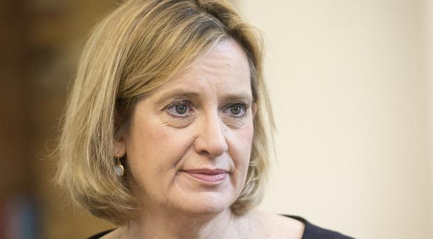 Home Secretary Amber Rudd has extended the proscription of National Action (Victoria Jones/PA)