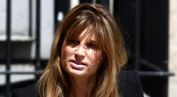 Jemima Khan was bombarded with more than 1,000 phone calls and messages from black cab driver Hassan Mahhmood (Steve Parsons/PA)