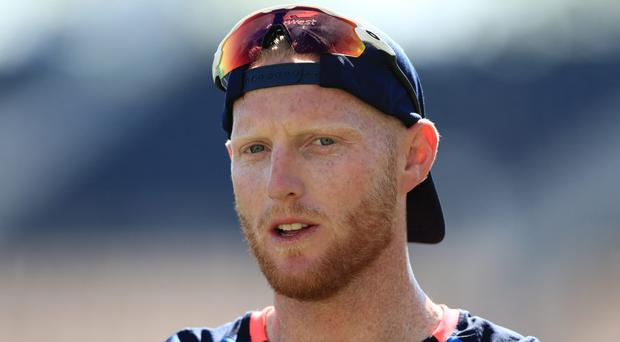 England all-rounder Ben Stokes has been suspended from future international matches until further notice (John Walton/PA)