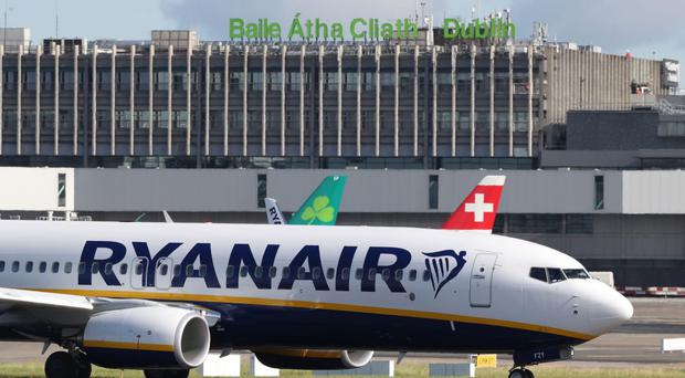 Ryanair 'failed to respond to cancellations talks request' ( Jonathan Brady/PA)