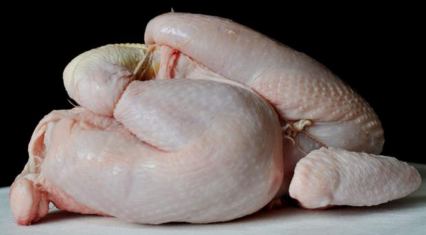 Marks and Spencer, Aldi and Lidl have all suspended buying chicken from the 2 Sisters Food Group over a string of health and safety breaches (Nick Ansell/PA)
