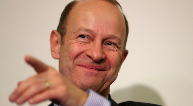 Henry Bolton elected the new leader of UKIP in shock result