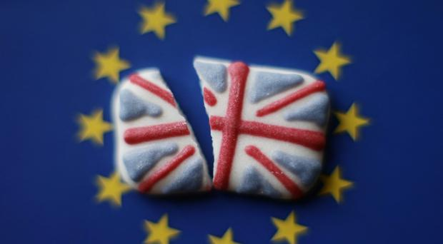 The EU referendum has opened up new dividing lines in British politics, according to research (Yui Mok/PA)