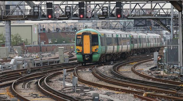 The RMT intervention came ahead of a fresh wave of 24-hour strikes at Southern, Merseyrail, Arriva Rail North and Greater Anglia (Philip Toscano/PA)
