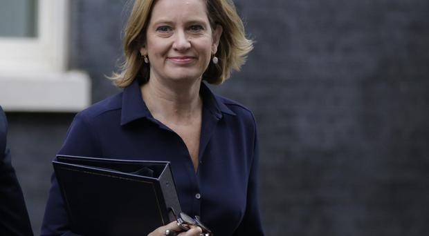Home Secretary Amber Rudd is set to outline the new measures (Alastair Grant/AP)