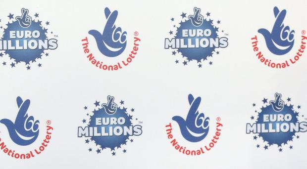 The EuroMillions jackpot is at its record highest (Lynne Cameron/PA)