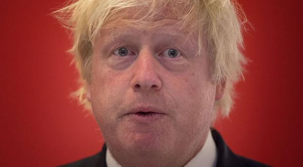 Boris Johnson is well-known for his colourful language (Victoria Jones/PA)