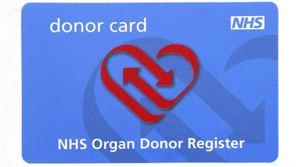Conservative conference: Doctors hail life-saving change in organ donation law