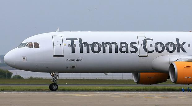 Thomas Cook pilots agreed to go through arbitration (Tim Goode/PA)
