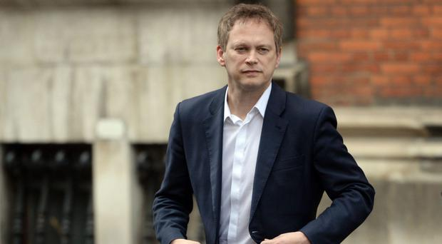 Grant Shapps has come under fierce criticism from Tory MPs (Anthony Devlin/PA)