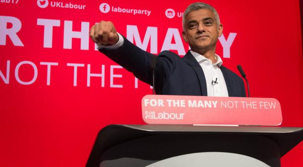 Sadiq Khan will go on a six-day visit to India and Pakistan (Stefan Rousseau/PA)