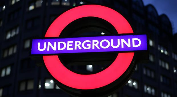London Underground (Yui Mok/PA)