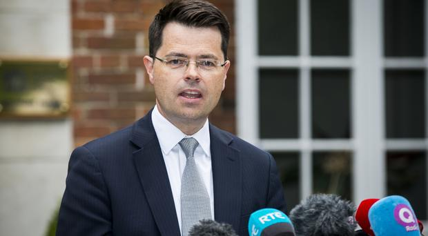 Secretary of State for Northern Ireland James Brokenshire has said that talks to restore the Executive are at a