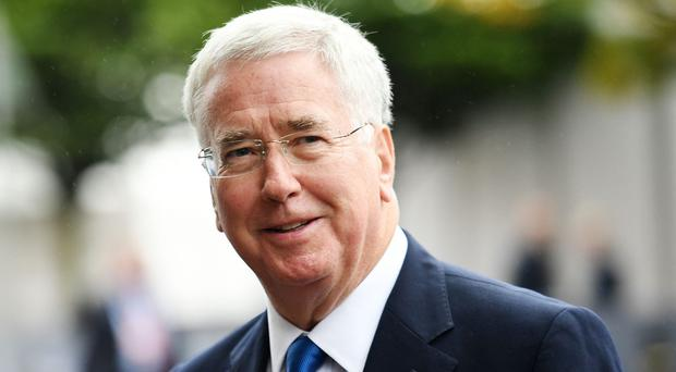 Defence Secretary Sir Michael Fallon has said British nationals fighting with Islamic State in Syria are a