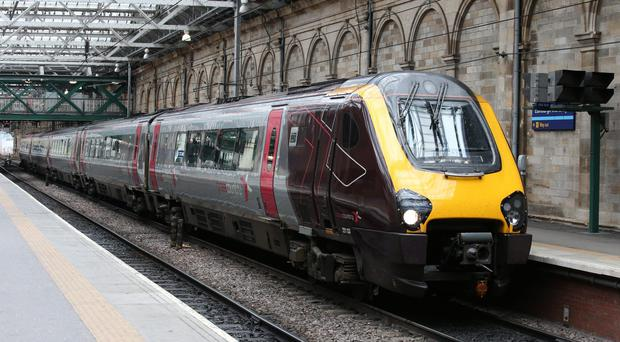 Scotland's railways will receive a multi-billion pound boost in future years, the UK Government has announced (Andrew Milligan/PA)
