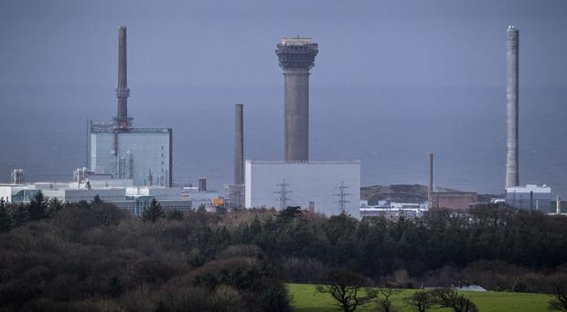 The nuclear industry is concerned over the UK's withdrawal from the Euratom nuclear safety treaty as a result of Brexit (Peter Byrne/PA)