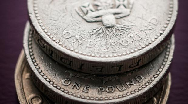 Shoppers have only this weekend left before the old round pound rolls out of general circulation - with hundreds of millions of coins still to be handed in