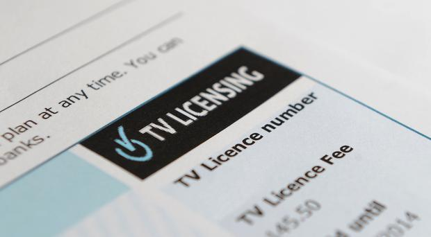 More than 1,100 young people across Northern Ireland have been caught watching television without a TV Licence in the last year