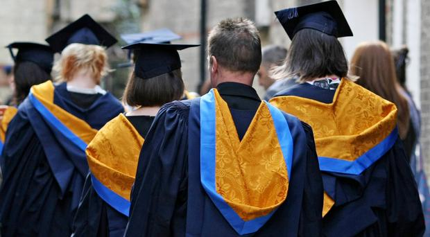 Universities generate almost £100 billion a year for the UK economy, according to a report (Chris Radburn/PA)