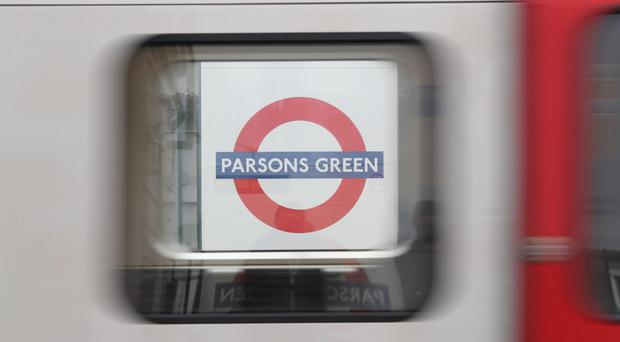 The stabbings took place outside Parsons Green Tube station (Jonathan Brady/PA)