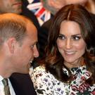 he Duke and Duchess of Cambridge are expecting their third child in April (Chris Jackson/PA)