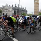 Four our of five people would like to see tougher action against those who cycle aggressively, research found (Nick Ansell/PA)