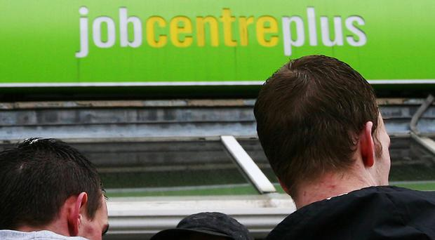 The number of job vacancies has increased by 3,000 to a near-record high of 783,000 (Gareth Fuller/PA)
