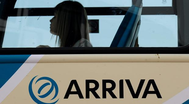 Arriva workers will begin striking on Thursday (Rui Vieira/PA)