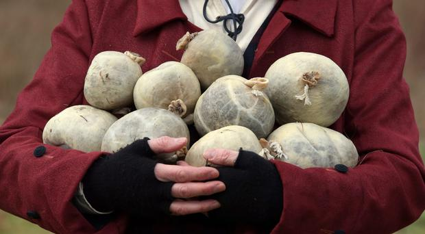 Macsween of Edinburgh will start selling haggis in Canada (Andrew Milligan/PA)