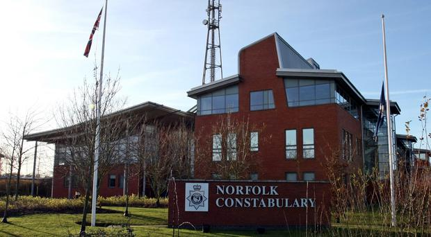 Norfolk Police want to save £10 million by 2020.