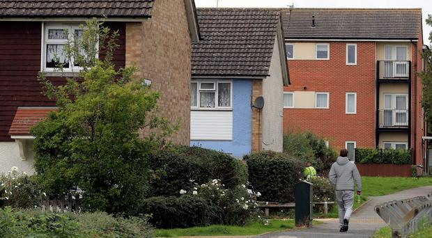 Shelter has called for more affordable housing (Gareth Fuller/PA)