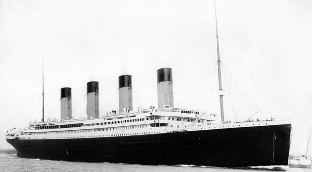 Titanic letter written day before disaster fetches £126,000 at auction (PA Archives)