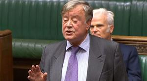 No way now to stop Brexit, Tory grandee Ken Clarke says (PA Wire)
