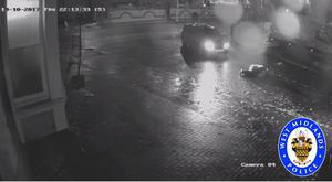 Hit-and-run footage released after father-of-three aged 65 badly injured (West Midlands Police/PA)