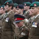 Government announces review of military justice system (Andrew Milligan/PA)