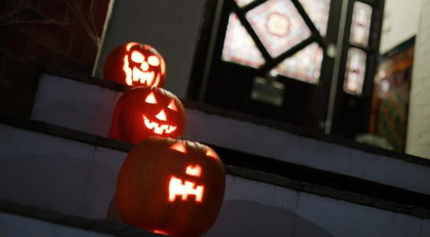 Family gets into the Halloween spirit with 'haunted' house (PA Archive)