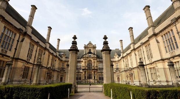 The Oxford University Examination School (Andrew Matthews/PA)