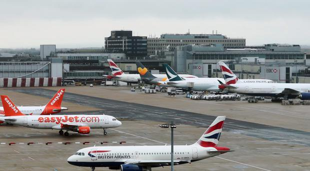 Gatwick said it continued to offer a credible privately-financed runway plan to the Government (Gareth Fuller/PA)