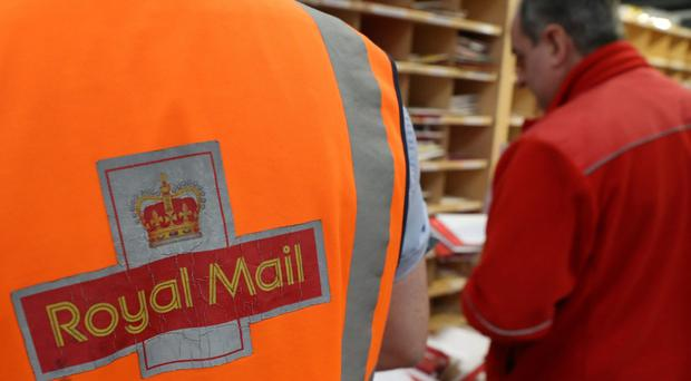 Mediator appointed in bid to halt Royal Mail strike (Andrew Milligan/PA)