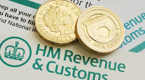 HMRC 'would need up to £450m in event of no Brexit deal' (Rui Vieira/PA)
