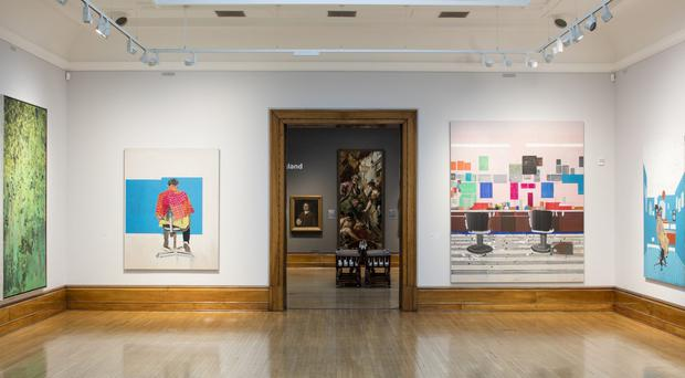 The Turner Prize Exhibition at Ferens Art Gallery (Hull UK City of Culture 2017)