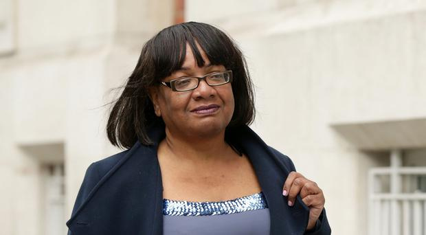 Diane Abbott said while the culture for women in Parliament had improved since she was elected in 1987 there was still room for improvement (PA)