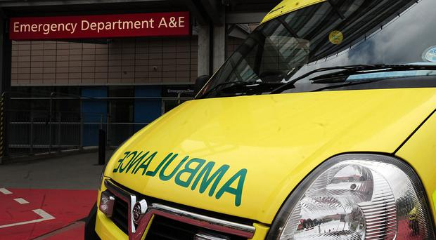 Police were called to the Halloween event by ambulance staff (PA)