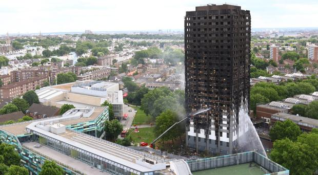 The mental health response following the Grenfell Tower fire is the biggest operation of its kind in Europe, a doctor has said, with numbers affected likely to exceed 11,000. (Rick Findler/PA)