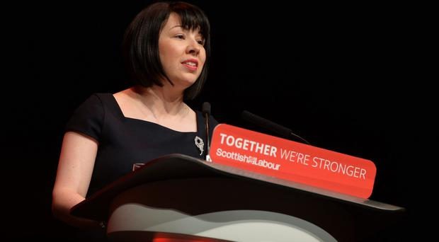 Monica Lennon said she was groped by a senior Scottish Labour figure in 2013 (Mark Runnacles/PA)