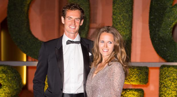 Sir Andy Murray and Kim Sears have welcomed a daughter to their family (Dominic Lipinski/PA)