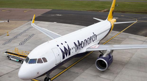 Monarch was owned by private equity firm Greybull Capital (Steve Parsons/PA)