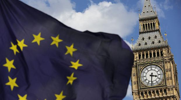 The UK Government claims the repeal bill, which will transpose EU law into British law, will give more powers to the devolved administrations (Daniel Leal-Olivas/PA)