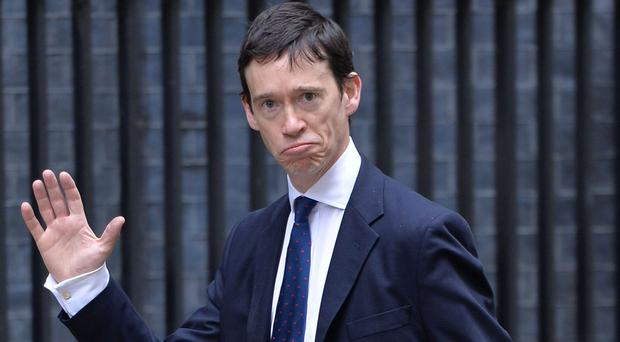 Former soldier Rory Stewart has been touted as the next DfID chief (John Stillwell/PA)